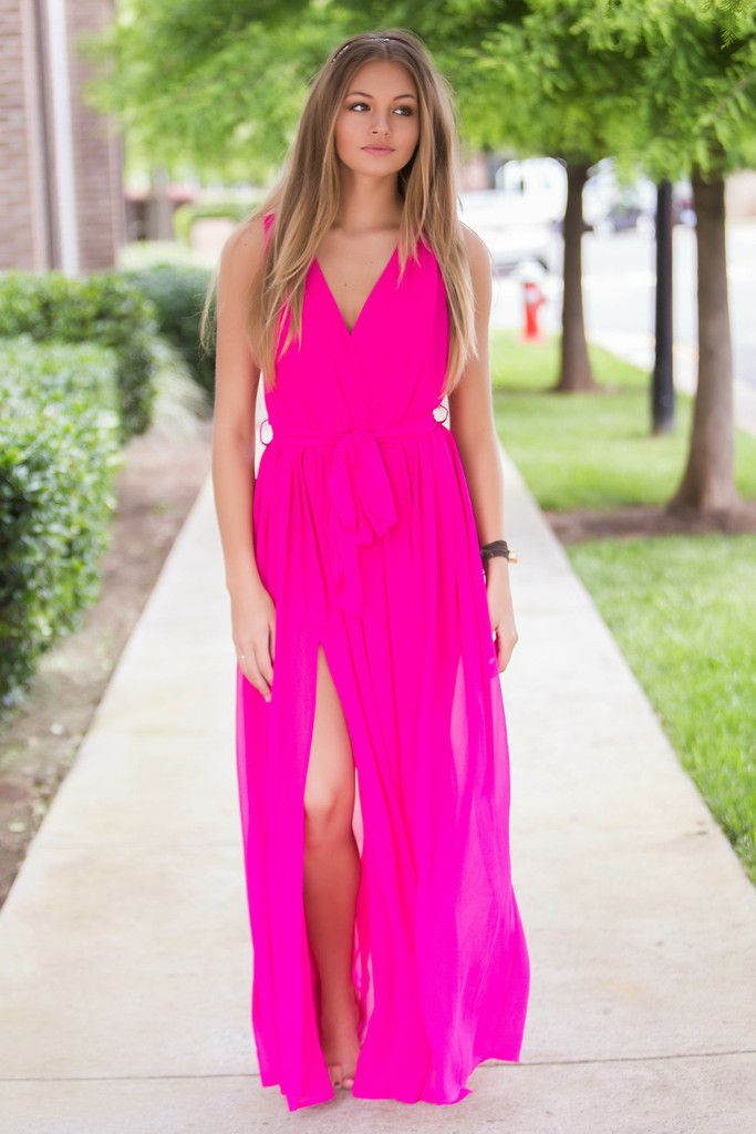 Made Of Dreams Maxi Dress – Swoon Boutique | Outfit ideas | Pinterest