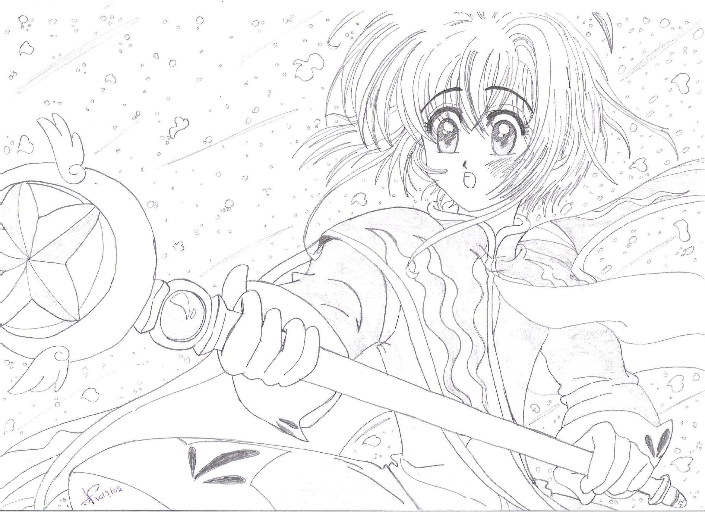 Sakura [lápis]
