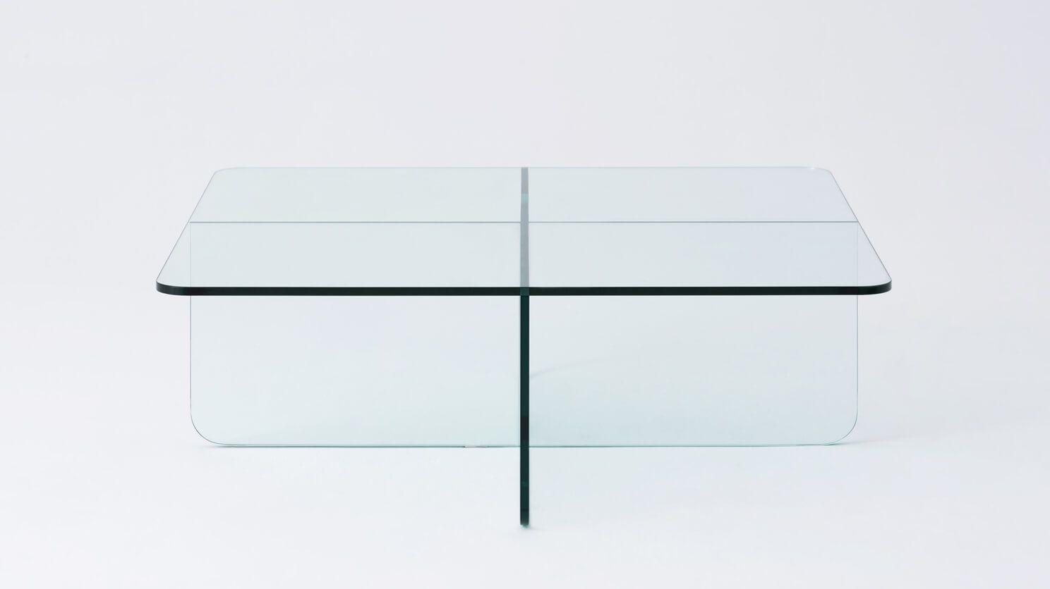 Verre Square Coffee Table Eq3 Square Glass Coffee Table Coffee Table Square Coffee Table [ 836 x 1488 Pixel ]