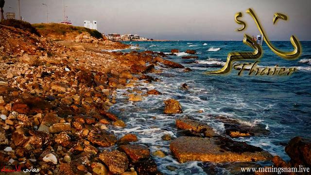 معنى اسم ثائر وصفات حامل هذا الاسم Thaier Water Outdoor Coastline