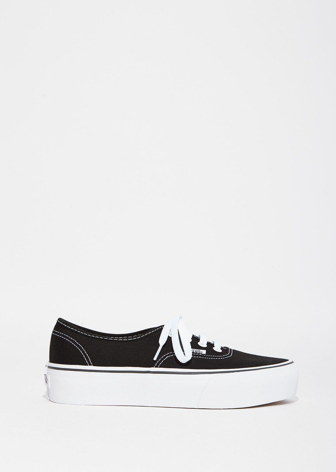 29bec552c3d Authentic Platform Sneakers