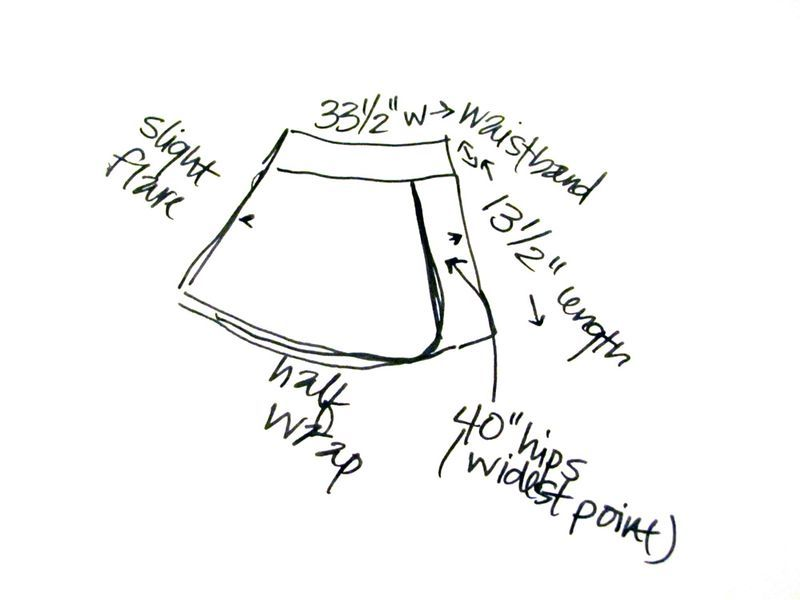 Draft and make your own sporty skirt! | BTL Instagram Alice x Judy ...