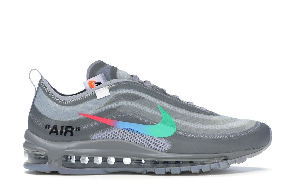 nike air max 97 off white grey