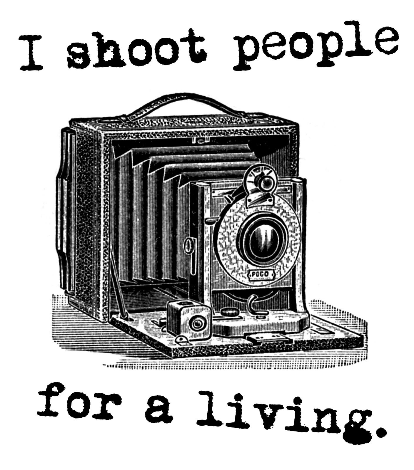 Free Graphic of the Evening Camera clip art, Quotes