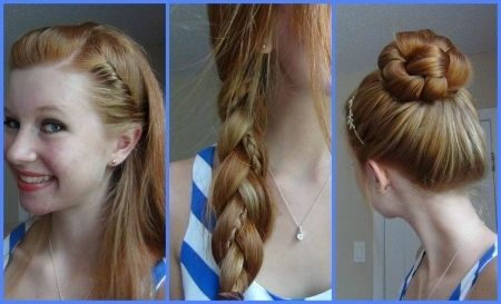 Attractive Quick Simple Hairstyles Download
