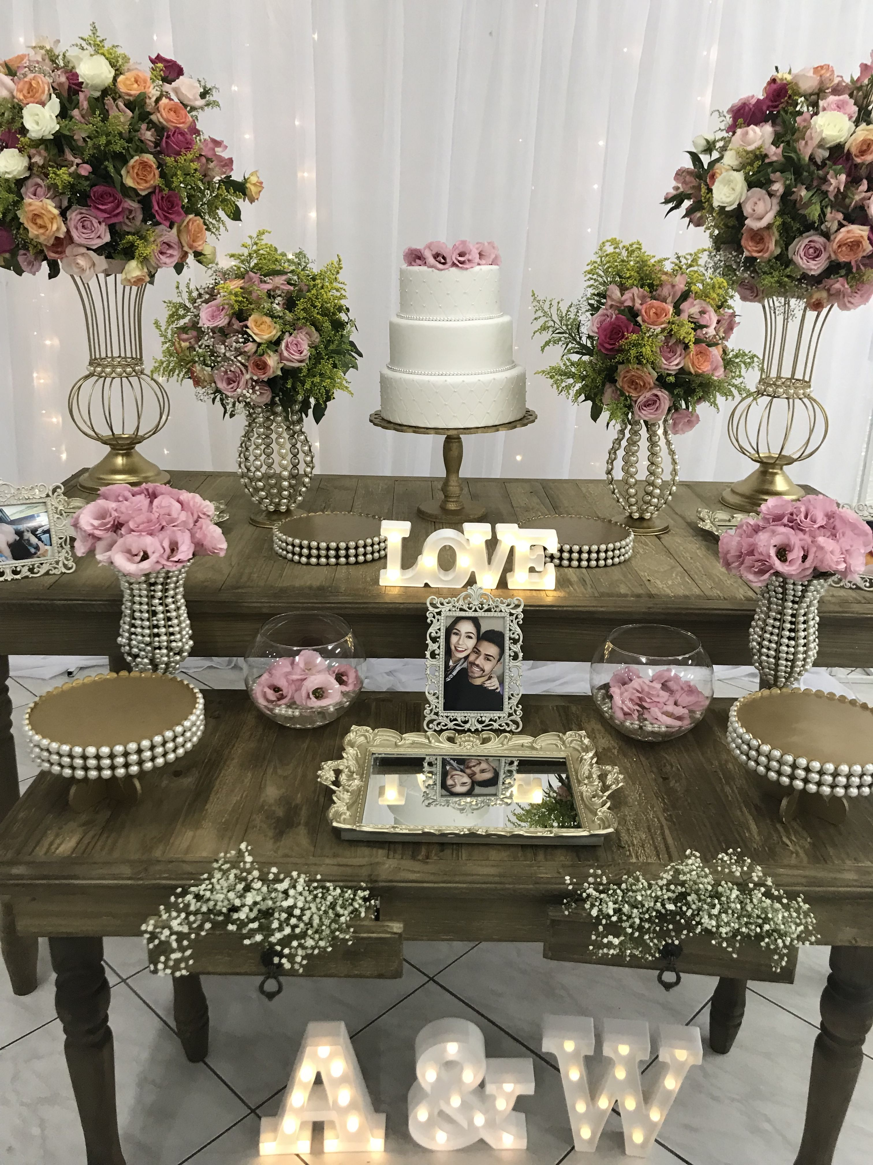 Tema Casamento Simples Decoraç u00e3o Escritório da Arte Empresa Sorocaba SP casamento em 2019  # Fotos Decoração De Igreja Para Casamento Simples