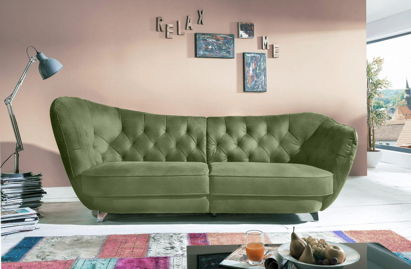 Schau Mal Was Ich Bei Roller Gefunden Habe Big Sofa Olive Retro Links In 2020 Wohnzimmermobel Modern Grosse Sofas Und Sofas