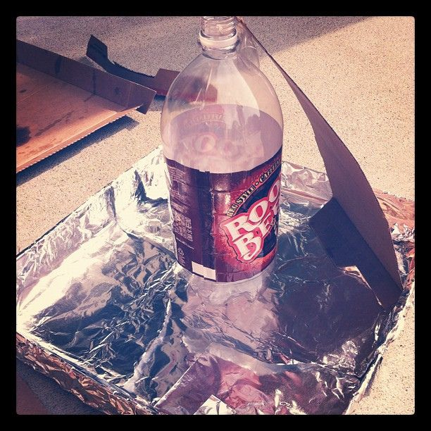 Making a volcano #homeschool #science via @Mary Prather (Homegrown Learners)