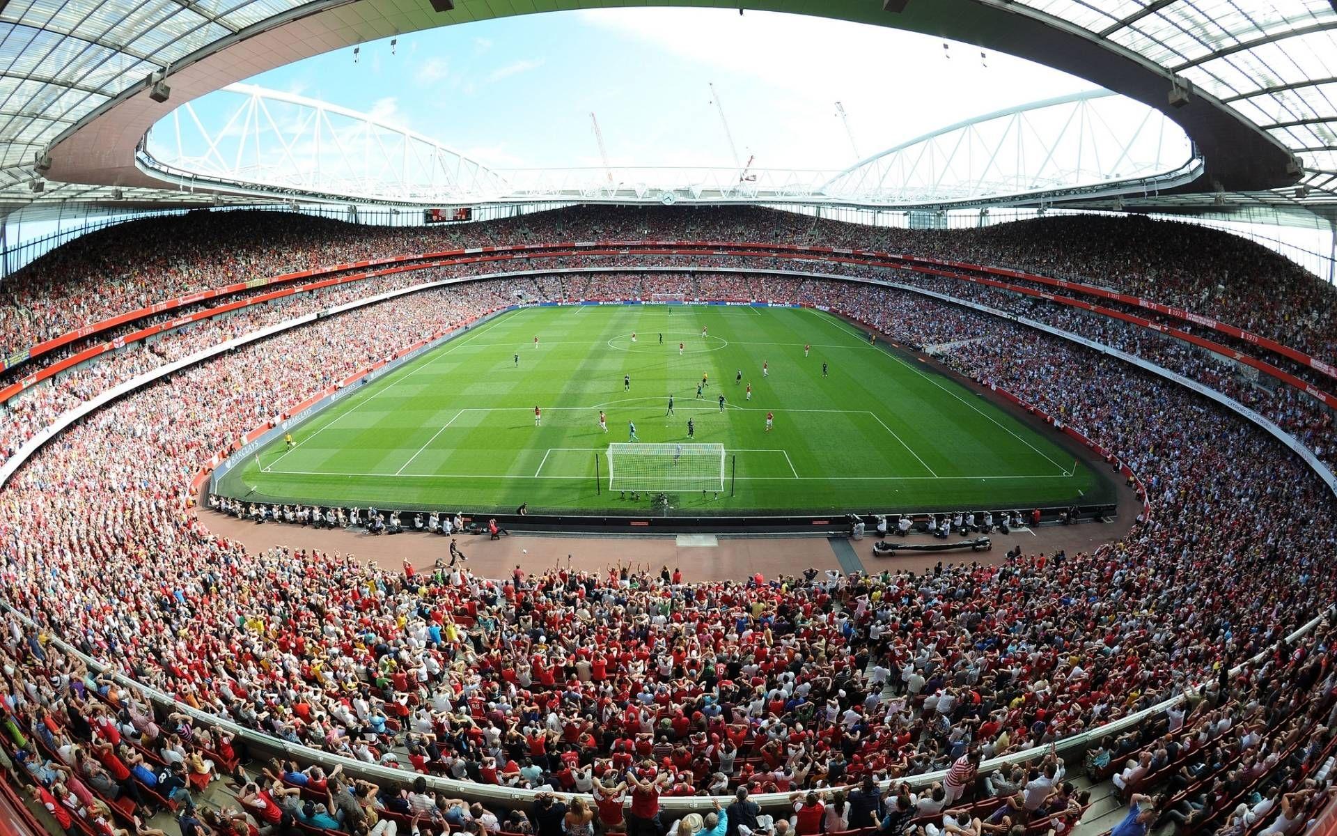 Best Emirates Stadium Wallpapers Wallpaper Cave В 2019 Г 400 x 300
