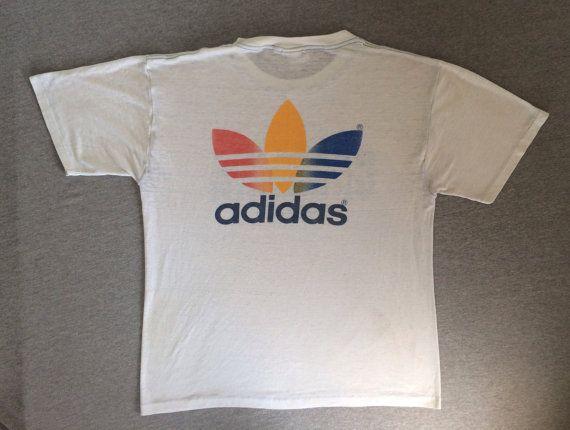 Tee Shirt Adidas Vintage 6