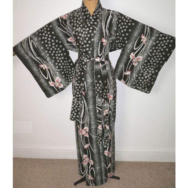 Vintage Kimono Cotton