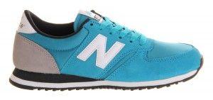 Unisex New Balance U420 Zapatillas Turq Azul Gris Baratas New Balance los mejores precios