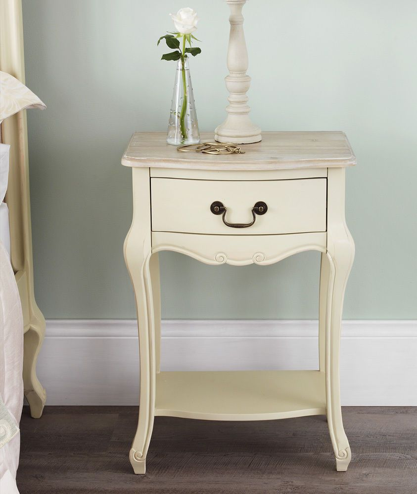 50 Cool And Creative Shabby Chic Dining Rooms: Details About Shabby Chic Champagne Furniture, Cream Chest