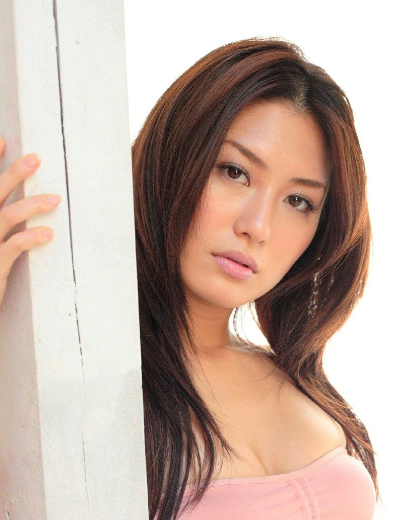 Haruna Yabuki | East Asian Women | Asian woman, Asian ...