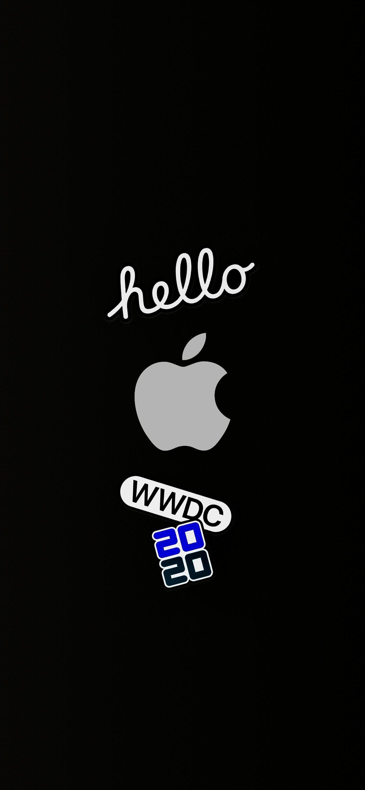 Wwdc 2020 In 2021 Iphone Lockscreen Wallpaper Apple Wallpaper Iphone Apple Wallpaper