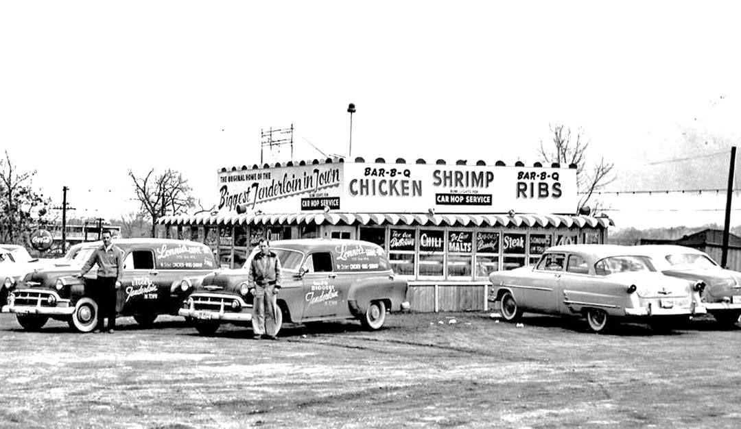 Lonnie\'s Drive-In Des Moines, Iowa, end of the 50\'s | Images of the ...