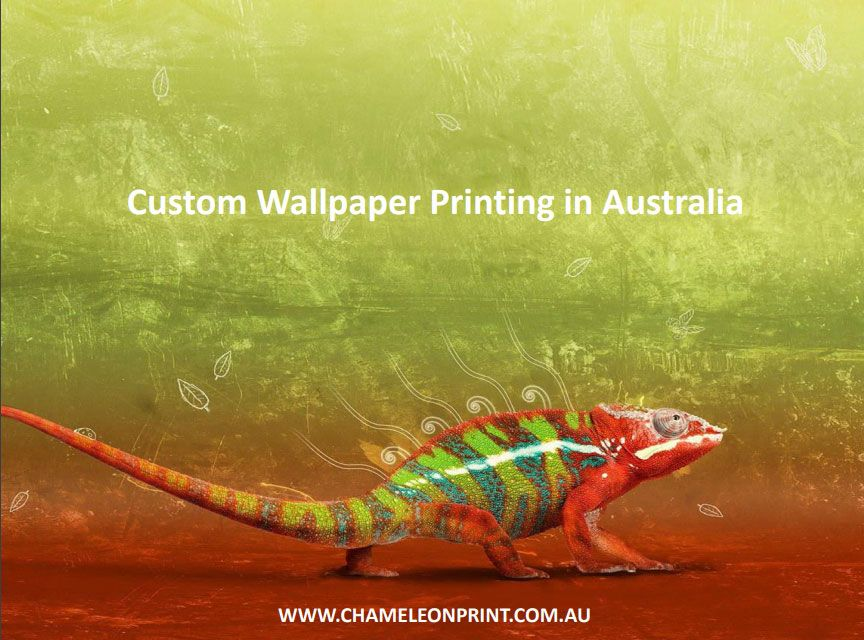 We print Custom Wallpaper in Australia. Use your own images, your ...