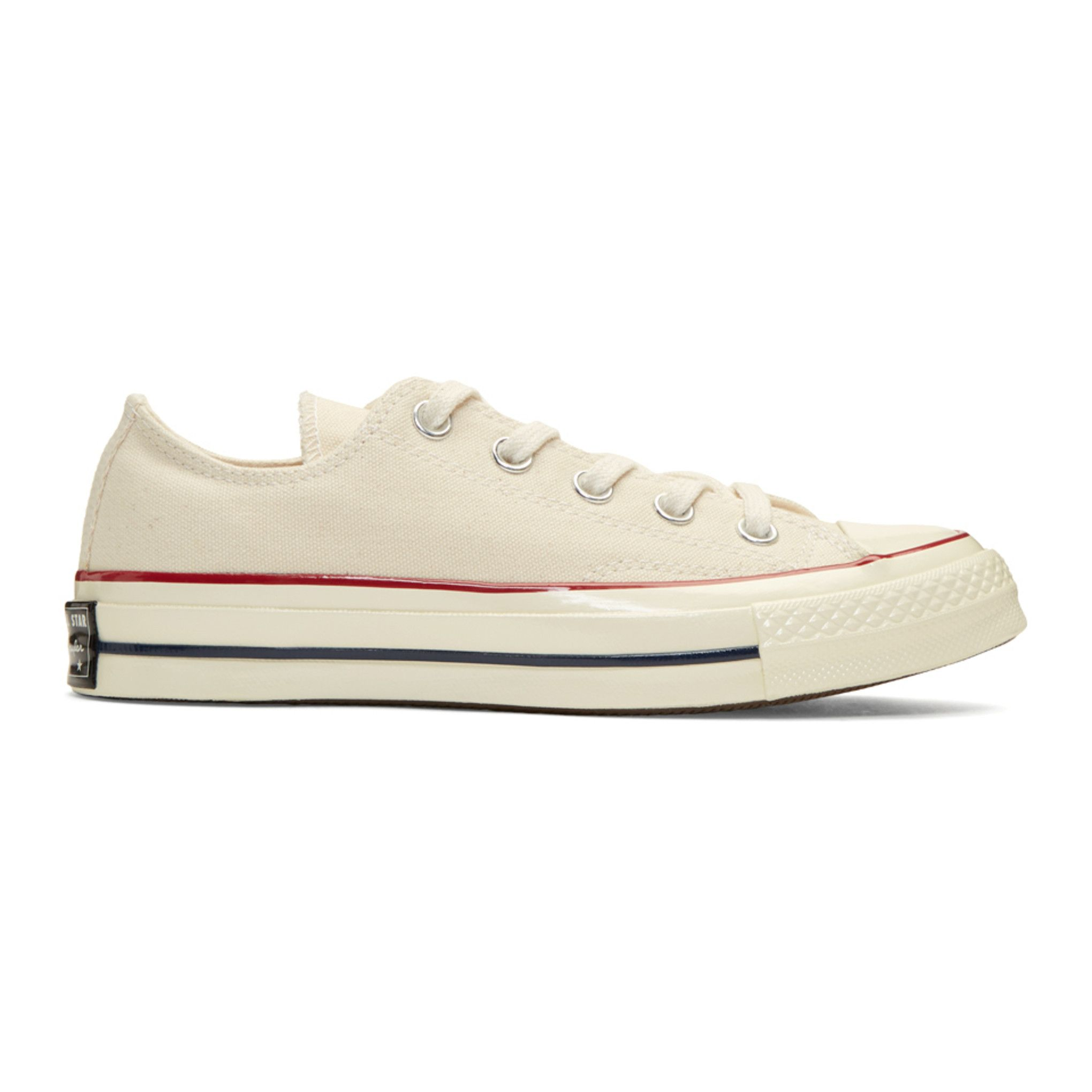 8a11f2727a2718 Converse - Off-White Chuck Taylor All-Star  70 Low-Top Sneakers ...