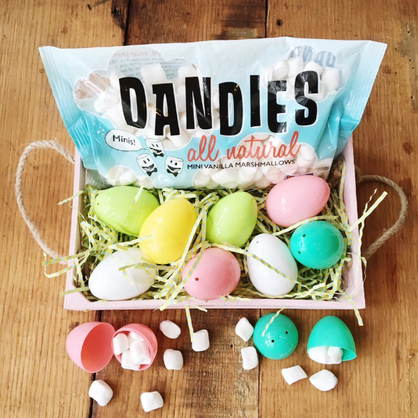 Nut free easter baskets bellaitaliaterneuzen easter gift tin filled with nut free updated negle Images