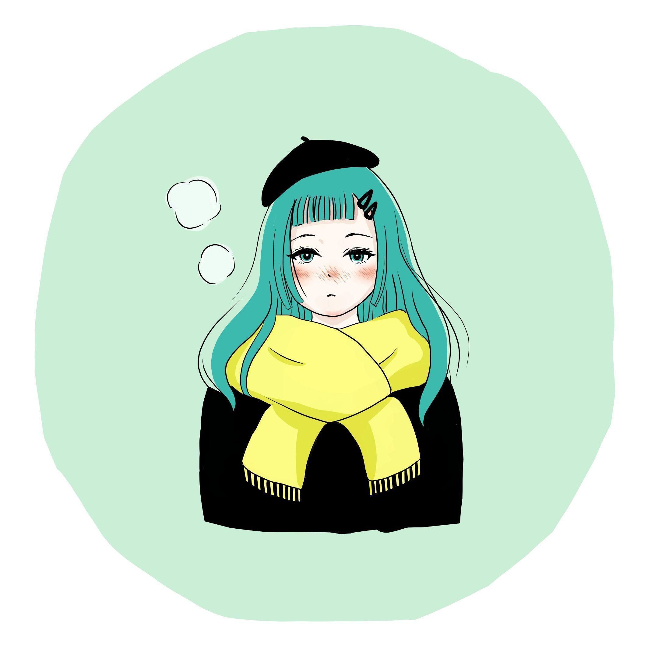 女の子 イラスト サブカル Illustration2019 Illustration と Art