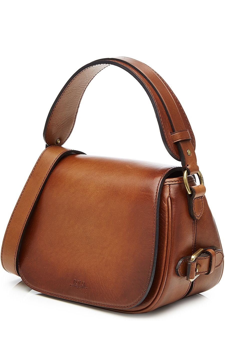 62649382e4e6 Polo Ralph Lauren Small Sullivan Saddle Bag   Fashion   Ralph lauren ...