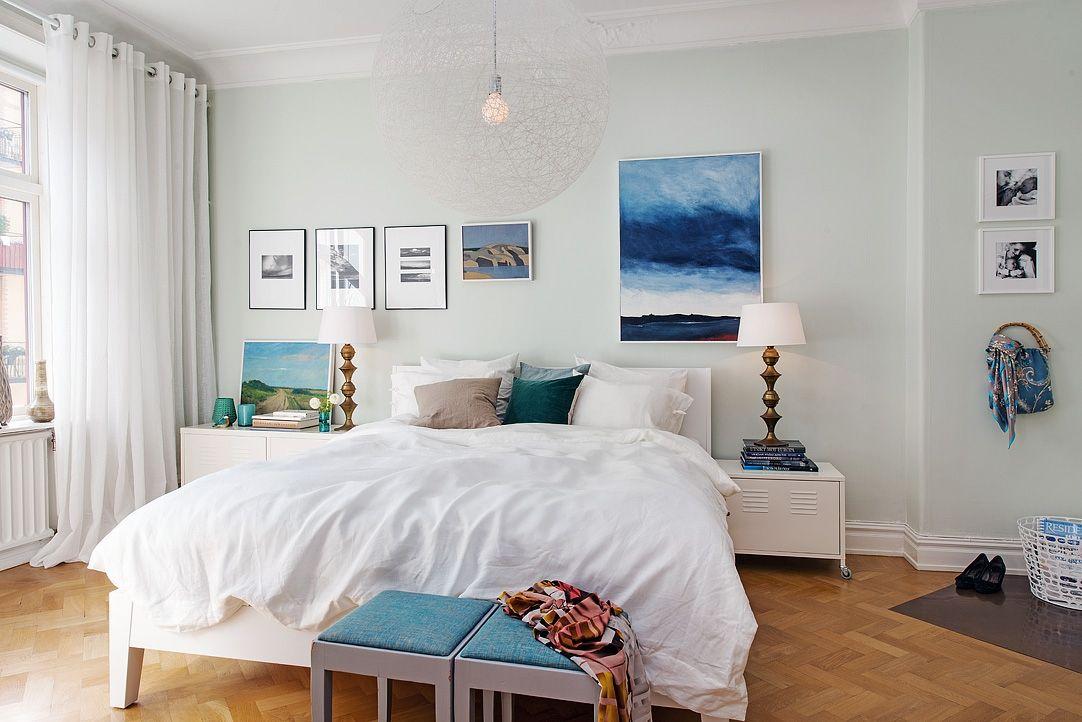 Interesting Bedroom 3. Scandinavian ...