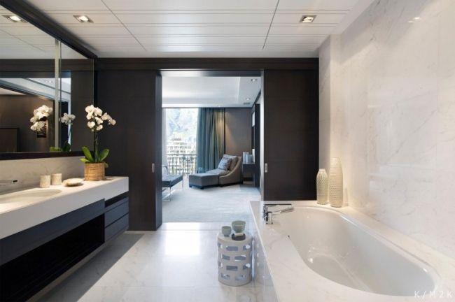 Penthouse Einrichtung Keith Interior M2k Architects Badezimmer Design