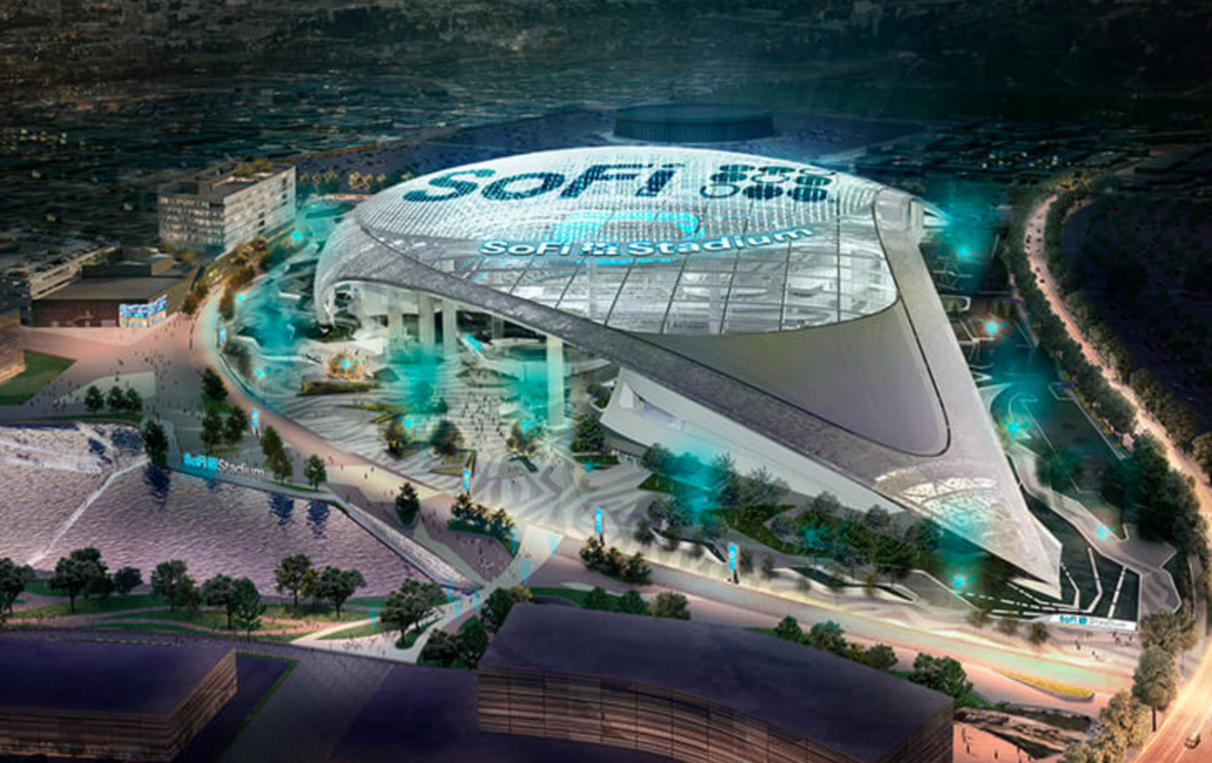 NFL's most important stadium will open with WiFi 6