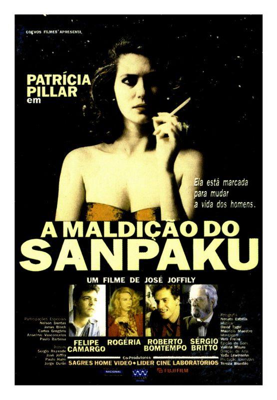 A Maldicao De Sanpaku Cinema Nacional Filmes E Cinema