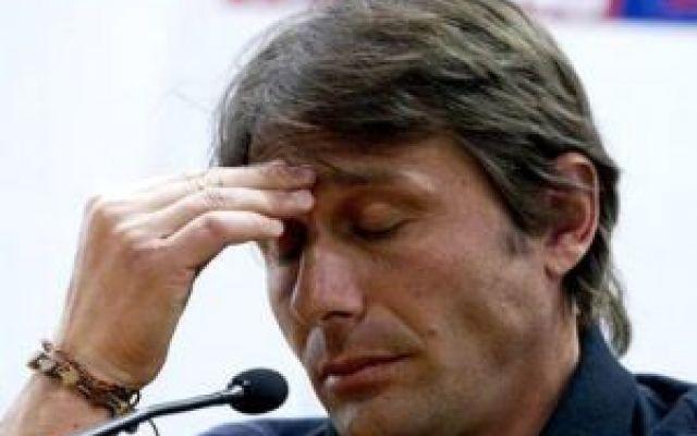 Conte il piagnucoloso... fa piangere gli juventini #conte #juventus #allegri #panchina