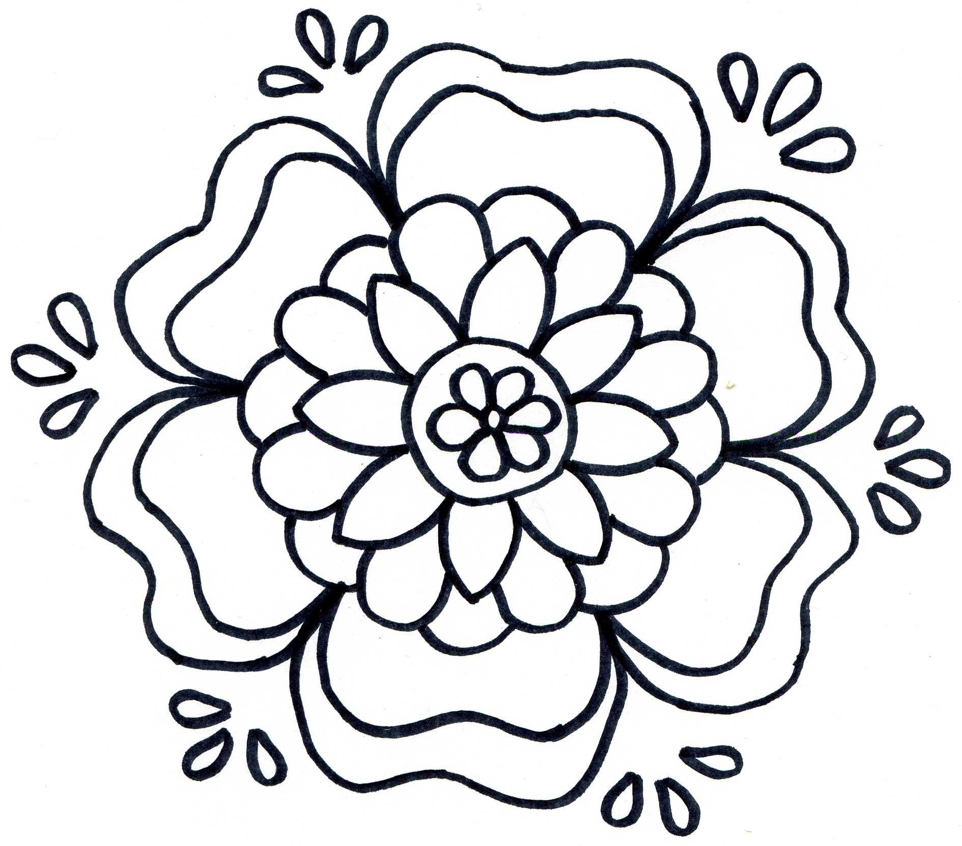 Rosmaling Coloring Pages