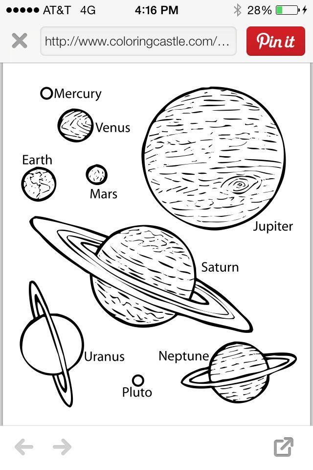 http://www.coloringcastle.com/pdfs/space/planets01.pdf | MFW K ...