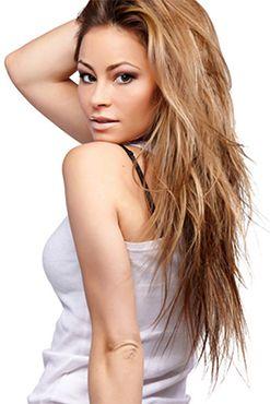 frisyrer långt hår uppklippt