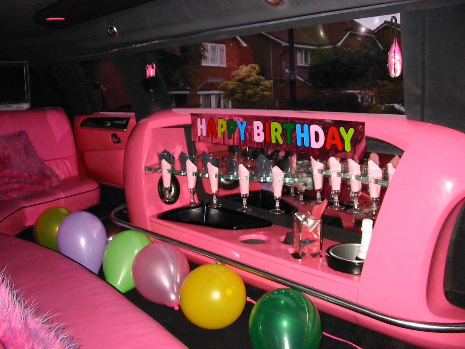 Limo London Limousine services are there for making your birthday ...