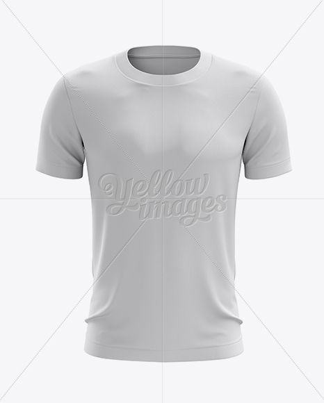 Download Crew Neck Soccer T Shirt Mockup Front View In Apparel Mockups On Yellow Images Object Mockups Clothing Mockup Shirt Mockup Tshirt Mockup
