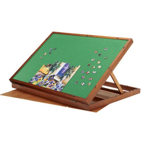 Puzzle Board Jigsaw Puzzle Table Puzzle Table Woodworking Jigsaw