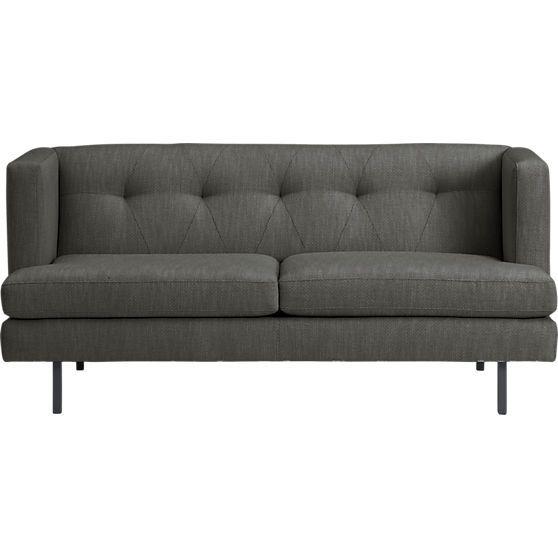 Astonishing Avec Apartment Sofa In Sofas Cb2 For The Home Sofa Creativecarmelina Interior Chair Design Creativecarmelinacom