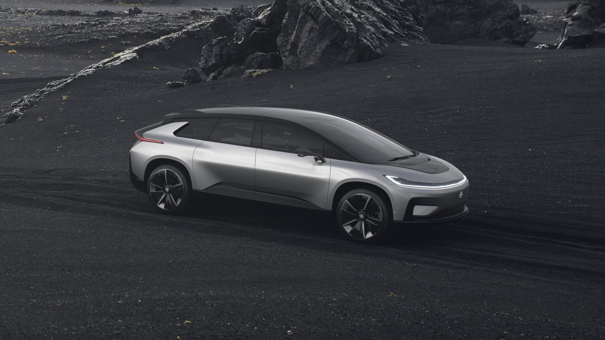 This Is Faraday Future S New Car And It Got 1 050bhp Top Gear