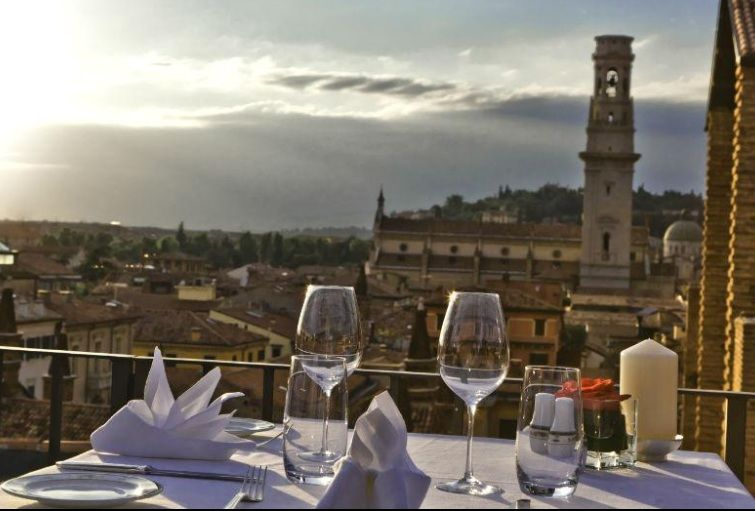 Stay At The Luxurious Due Torri Hotel In Verona Italy And Work With A Virtuoso Travel Advisor To Receive Your Free Upgrades Amenities