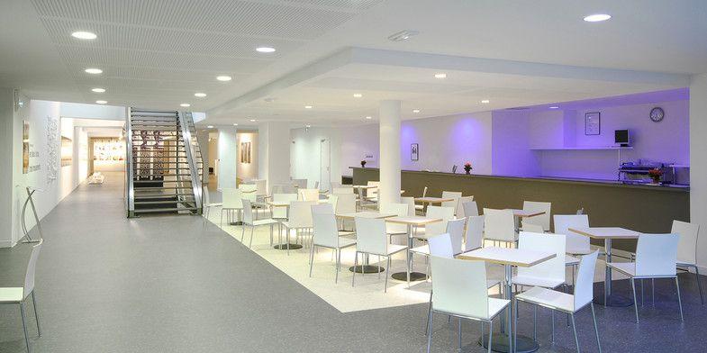 Centre Culturel André Malraux Centre and Architecture