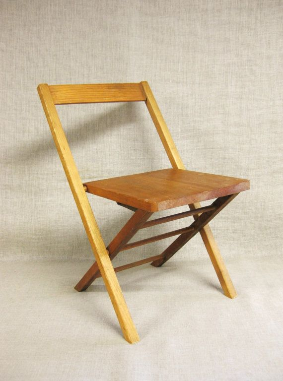 Childs Chair Wooden Chair Folding Chair Doll Chair Seating