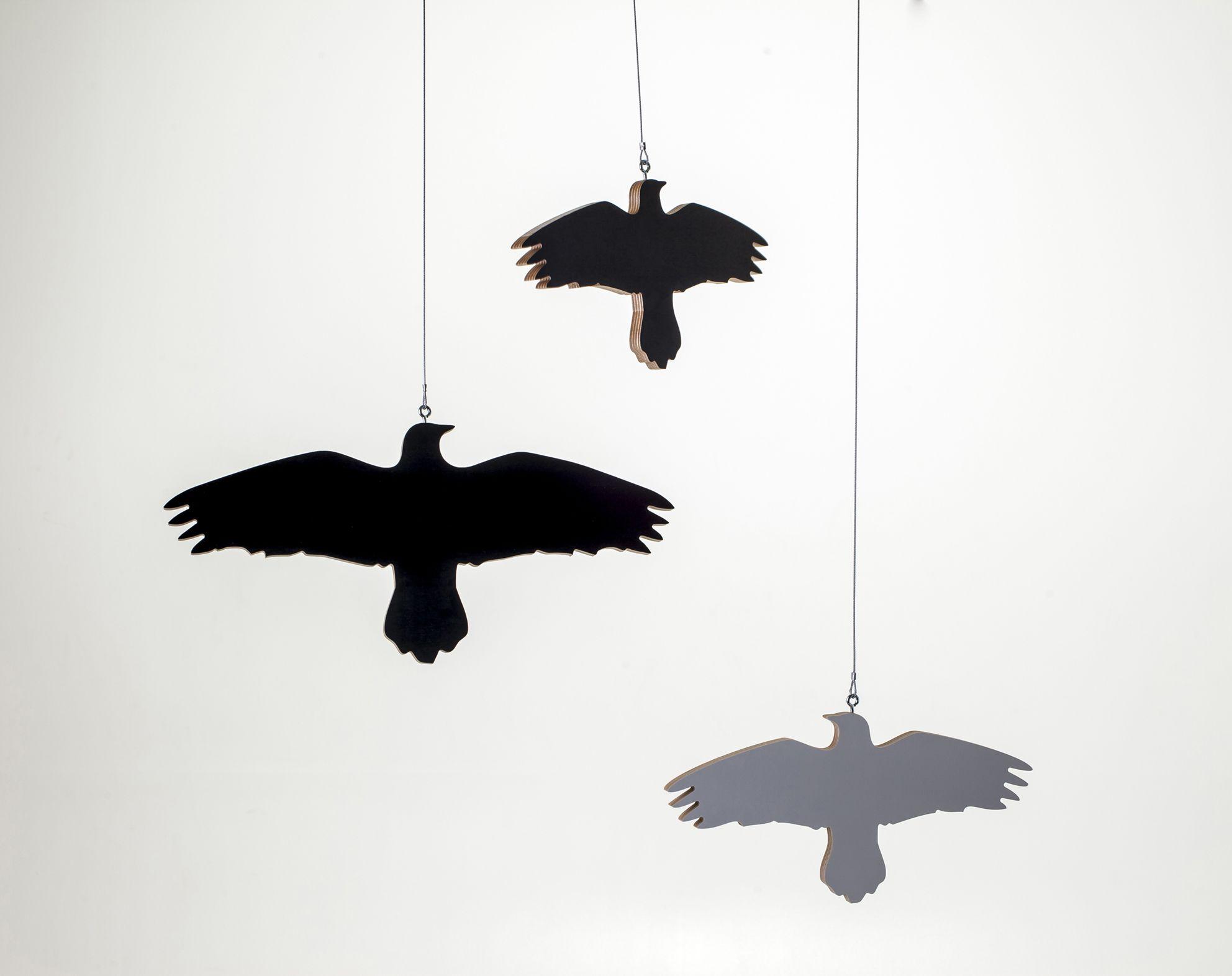 KRUMMI BIRD HANGER 1 / IHANNA HOME. Designer: INGIBJRG ...