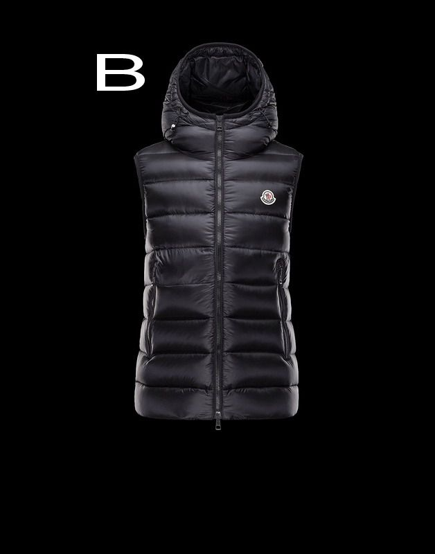 Moncler Ray Men Doudoune Legere Detachable Hood Vest Black Hot Cheap ... 52b1e751fa8