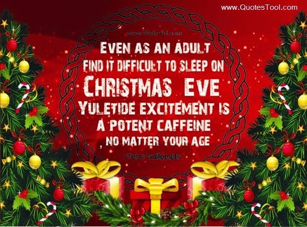 even an adult find it difficult to sleep on christmas eve yuletide excitment is a potent - How To Go To Sleep On Christmas Eve