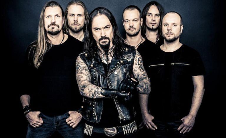Amorphis - Eclipse 10th Anniversary Show - Virgin Oil Co., Helsinki - 31.12.2016…
