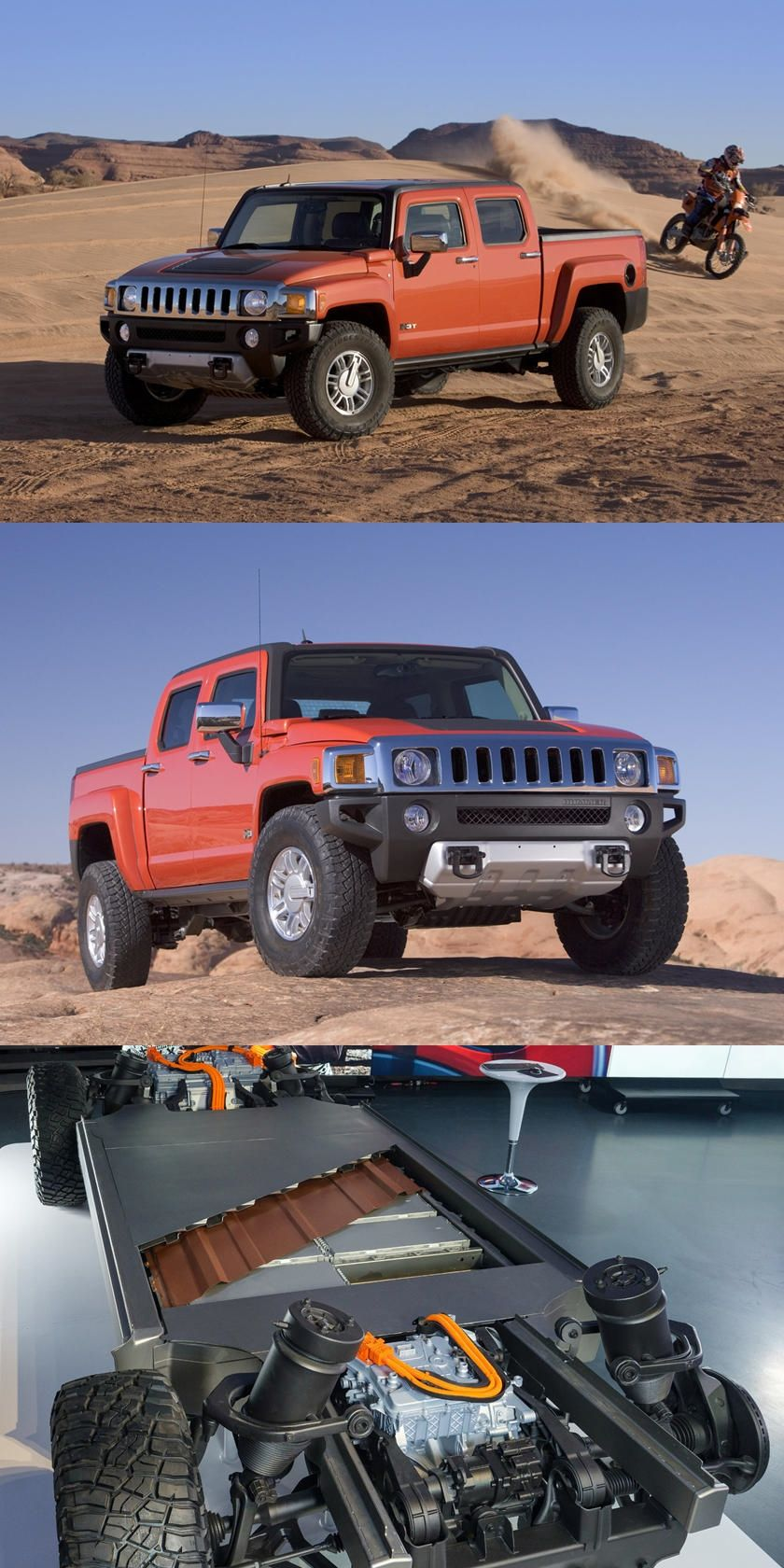 Crucial Gmc Hummer Ev Details Exposed Gm S Electric Hummer Will Have A Four Corner Independent Suspension With Air S In 2020 Gmc Hummer Shipping Container House Plans