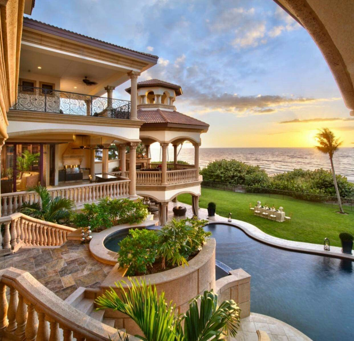 The Beach View Is Amazing And Love The Balconies Luxury Beach