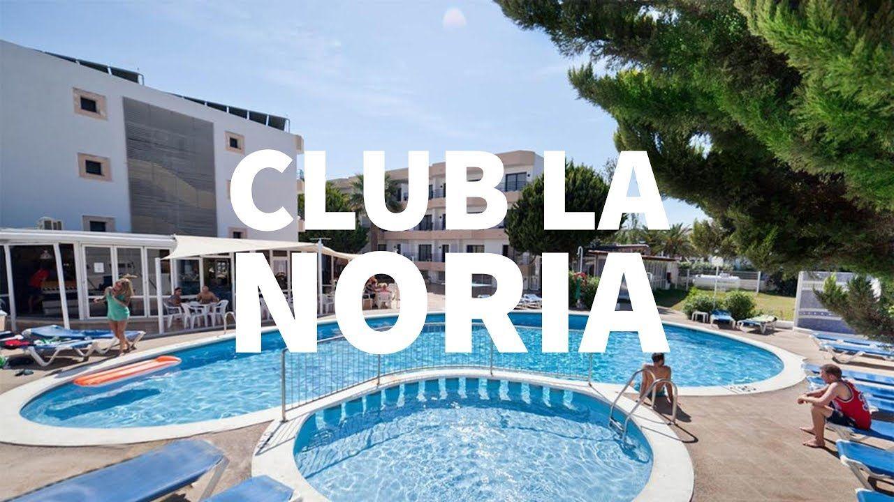Hotel Club La Noria en Playa d'en Bossa, Ibiza, España. Las mejores imág...