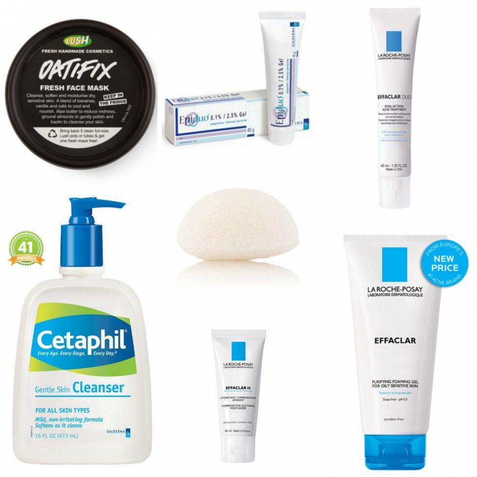 acne routine
