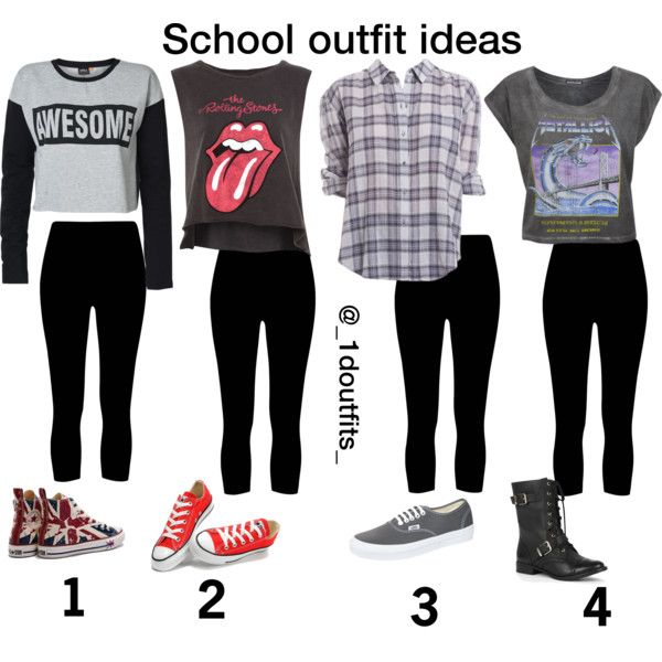 Outfits With Leggings For School | Www.pixshark.com - Images Galleries With A Bite!